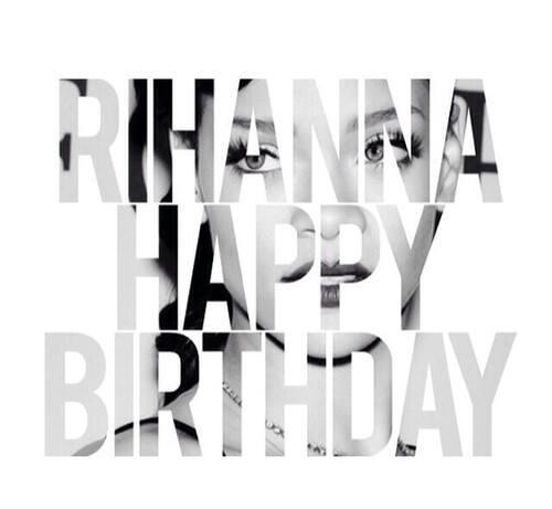 Happy Birthday Rihanna         cake cake cake cake cake cake