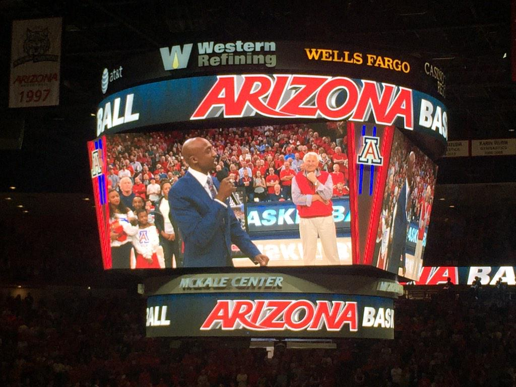 So proud of Jason Terry!! GRADUATE of @UofA on retirement of his jersey. #JT31 #classact http://t.co/xMpWrKgr31