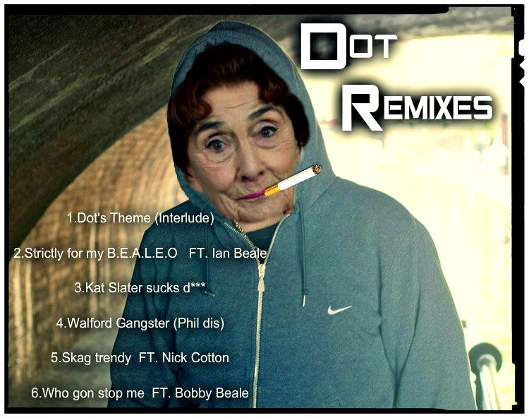 B R 2s9IcAEKmhT dot cotton's highly anticipated mixtape drops later today, packed