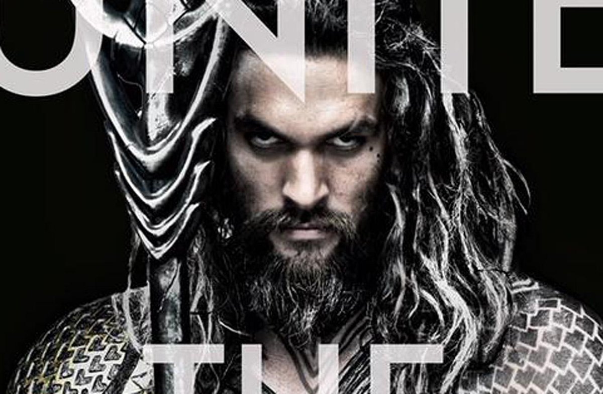 First look: Jason Momoa's Aquaman is aqua-awesome http://t.co/IQ2Pm4oaDA #unitetheseven http://t.co/JOL3ISgkPd