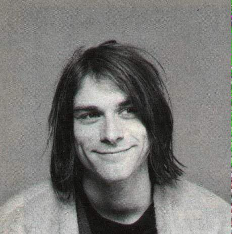 Happy birthday kurt cobain, my favourite band member of all time.