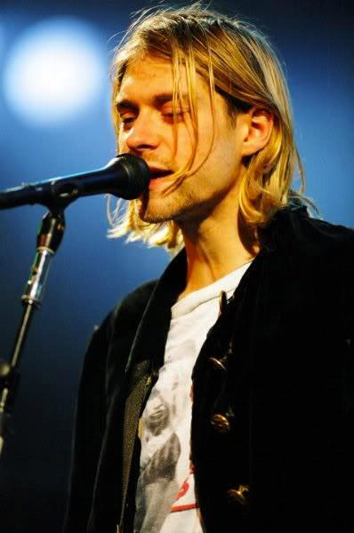 Kurt Cobain would\ve been 48 today. Happy Birthday Kurdt...you\re sorely missed.
