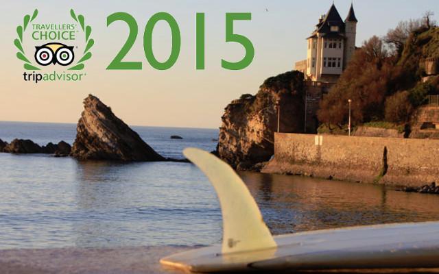 La Côte des Basques élue meilleure plage française 2015 par #TripAdvisor http://t.co/BQ2vtSCzij #Biarritz #paysbasque http://t.co/nRDIJPvkQV