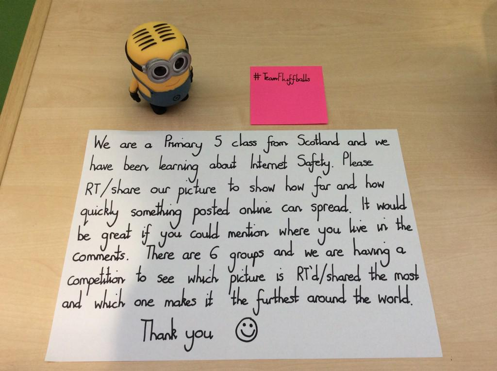 Need a moment just to appreciate the handwriting. RT @P5BenWyvisPS: Please help us! #internetsafety http://t.co/qlPlir08mn