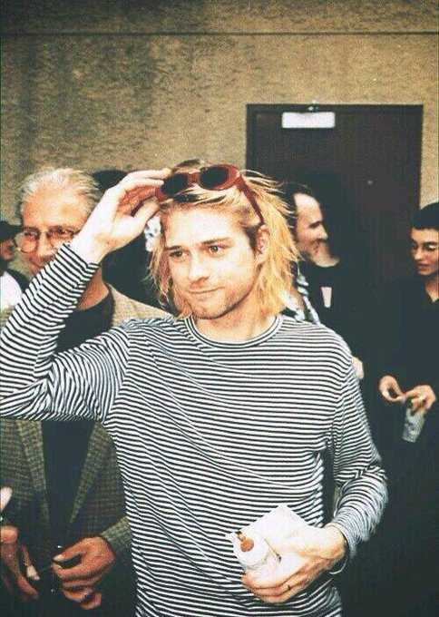 Happy birthday to Kurt Cobain still the greatest