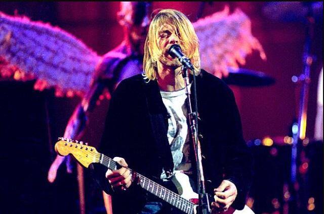 Happy birthday to the legend himself Mr. Kurt Cobain! R.I.P dude