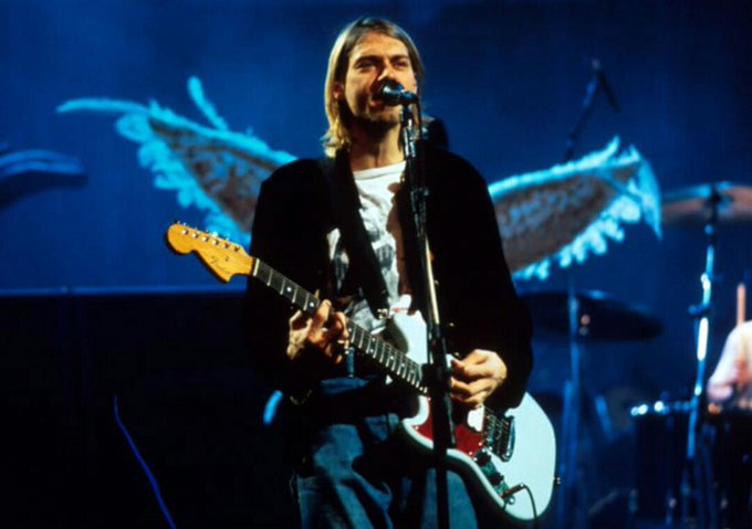 Happy 48th Birthday to our beloved Kurt Cobain. I still miss you.