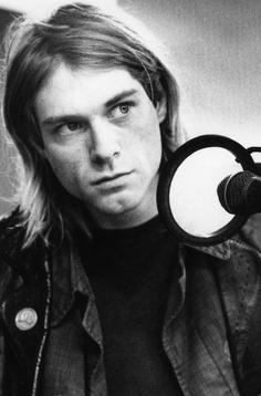 Happy Birthday Kurt Cobain. Gone but never forgotten.