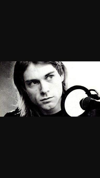 Happy birthday kurt cobain r.i.p