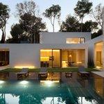 Ramon Esteve Designs A House Surrounded By A Pine Forest http://t.co/r1DzoMNc2T #architecture #spain #housedesign http://t.co/6iFVC70pbj