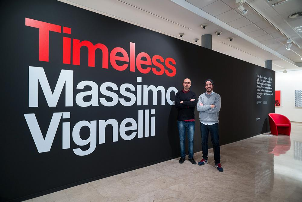 Timeless, http://t.co/qmlAQvnA1g – fellow designers celebrate the life and work of Massimo Vignelli in San Sebastián. http://t.co/y0YHUKnnnt