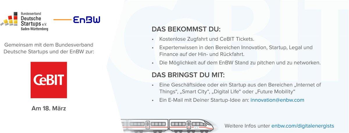 Deutschlands Energiewende braucht pfiffige Startups im Südwesten! http://t.co/L2ckyHpamC @StartupVerband @CODE_n /ae http://t.co/HNGD6KlNia