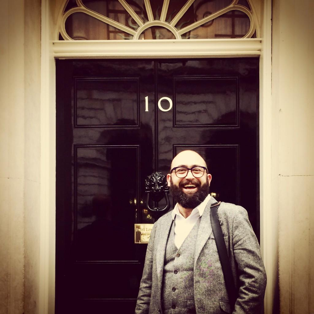 Great meeting at 10 Downing Street discussing skills issues in the digital economy. Proud to represent #Bournemouth http://t.co/oS5Vr7Dc6U