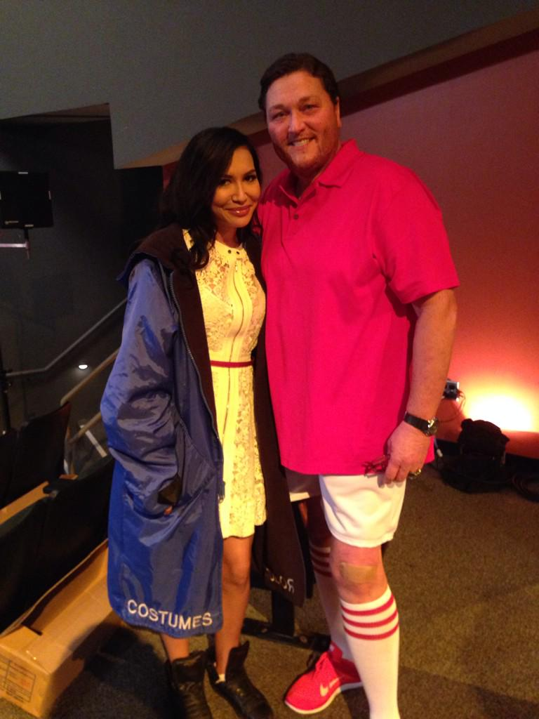 @NayaRivera THIS WOMAN IS THE REAL DEAL!! LOVE YOU NAYA!! http://t.co/sfFetu8Xen