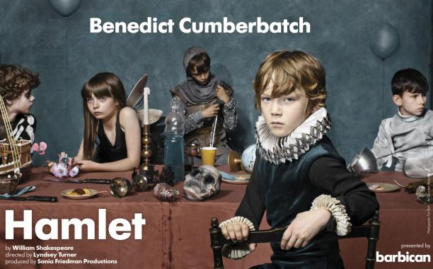 Benedict Cumberbatch's 'Hamlet' coming to a movie theater near you:
