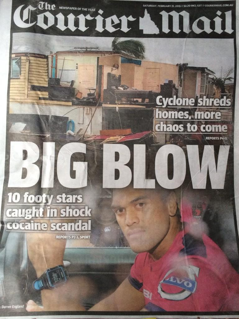 """Boss. We have two massive stories to report, but only one front cover. How will we do this?"" http://t.co/MbfXSVCsoI"