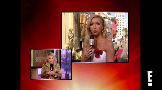 Aw! @GiulianaRancic talks working with Joan Rivers at her first Oscars in 2003: