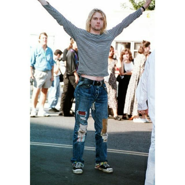 Happy Birthday 48th, Kurt Cobain...