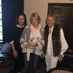 Allyn Magrino,@smapr susan Magrino and me at the Thompson Hotel Miami food and wine festival @sobewff http://t.co/OlaEAYhWYe