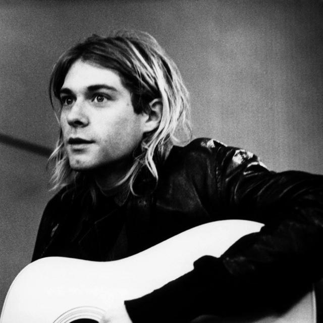 Happy birthday to the late, great, Kurt Cobain!