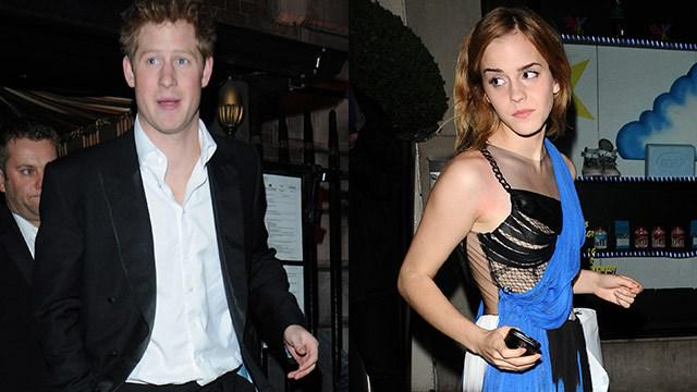 Are prince harry and emma watson dating