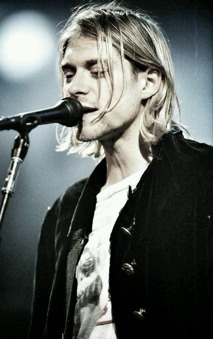 Happy Birthday Kurt Cobain. Thank you for your amazing music. RIP.
