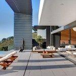 Curves, horizontals, walnut panels in South Africa modern http://t.co/kRkafRHPVS http://t.co/a7Cu5T24Sn #design