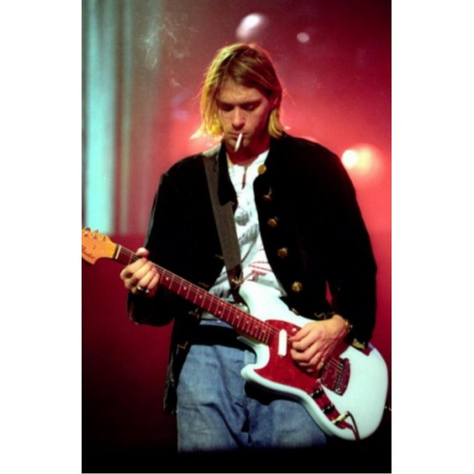 Happy birthday to the one and only Kurt Cobain rest easy buddy