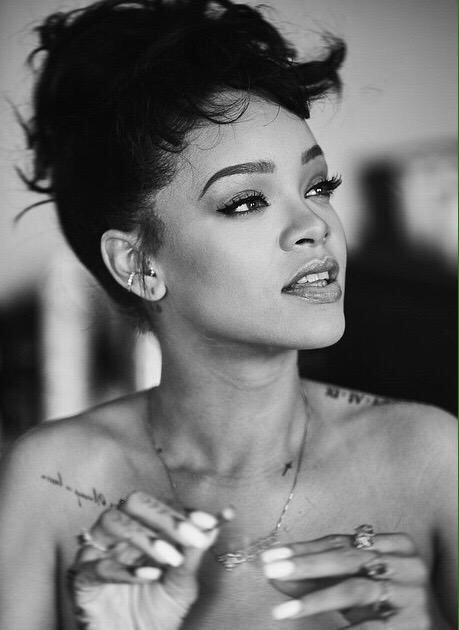Happy birthday to queen RiRi, May your legacy live on good girl gone bad