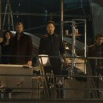 Here's a pic from the much-awaited 'Avengers: Age of Ultron'... http://t.co/y9Dawv8ig0