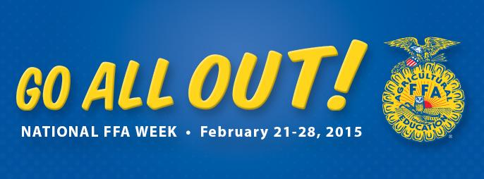 Happy National #FFAweek! http://t.co/oQJmUAao14