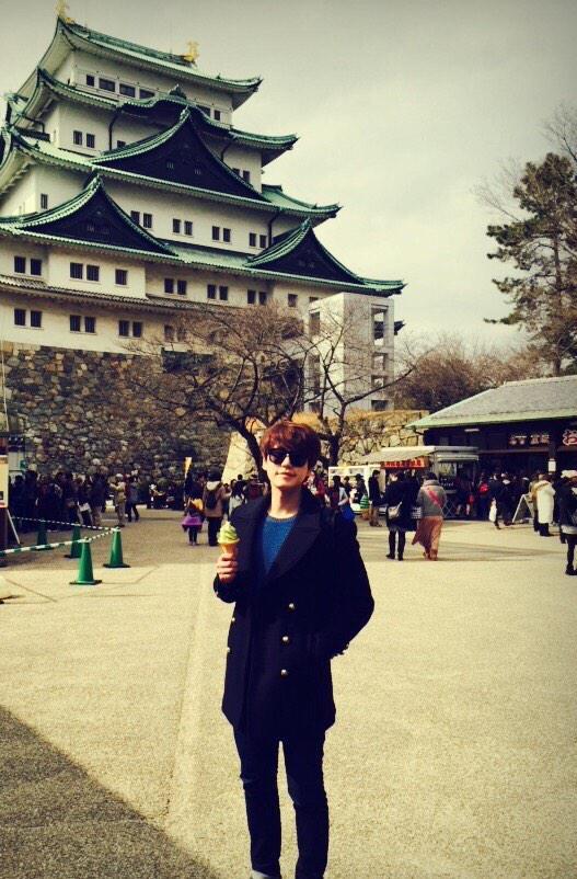 俺は 名古屋城に 行ってきた 男だ http://t.co/In9JPRE0OJ