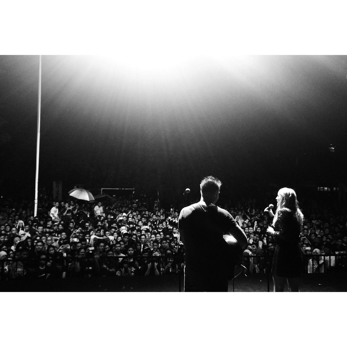 Makassar! We love you. Thanks for hanging out with us in the pouring rain.