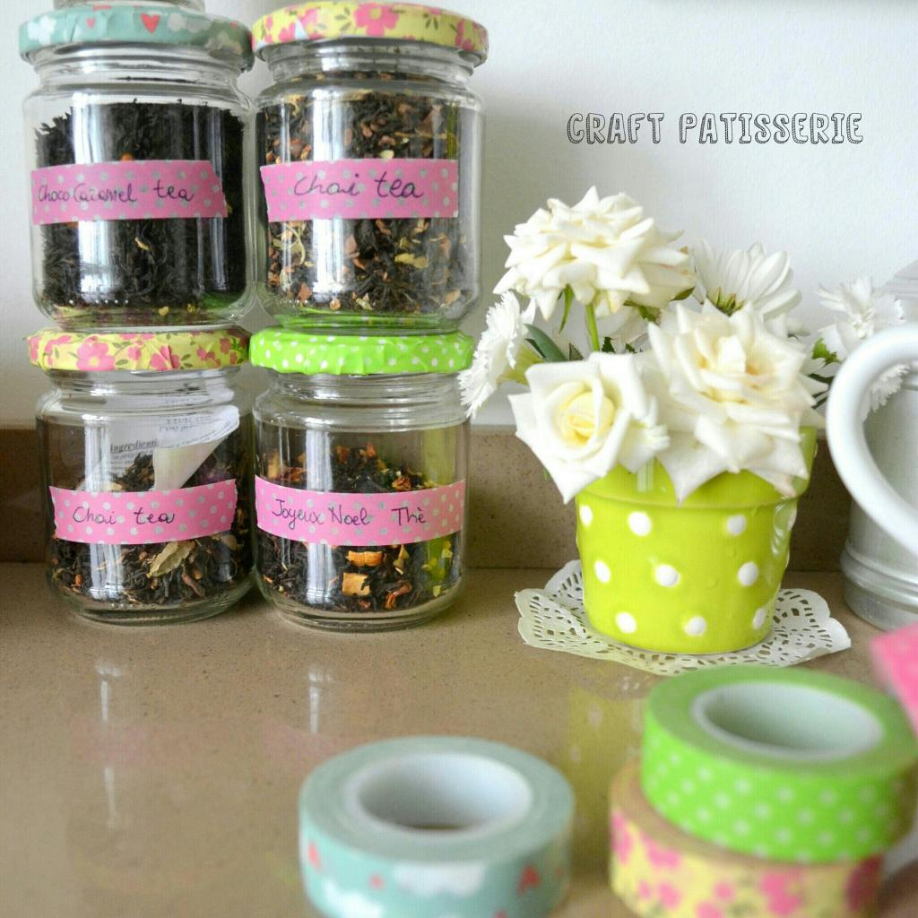 RT @CraftPatisserie: Using #washitape and #reuse #masonjars ? Done! And I put some tea in ! #mywashitape http://t.co/yz2vVOQnl5