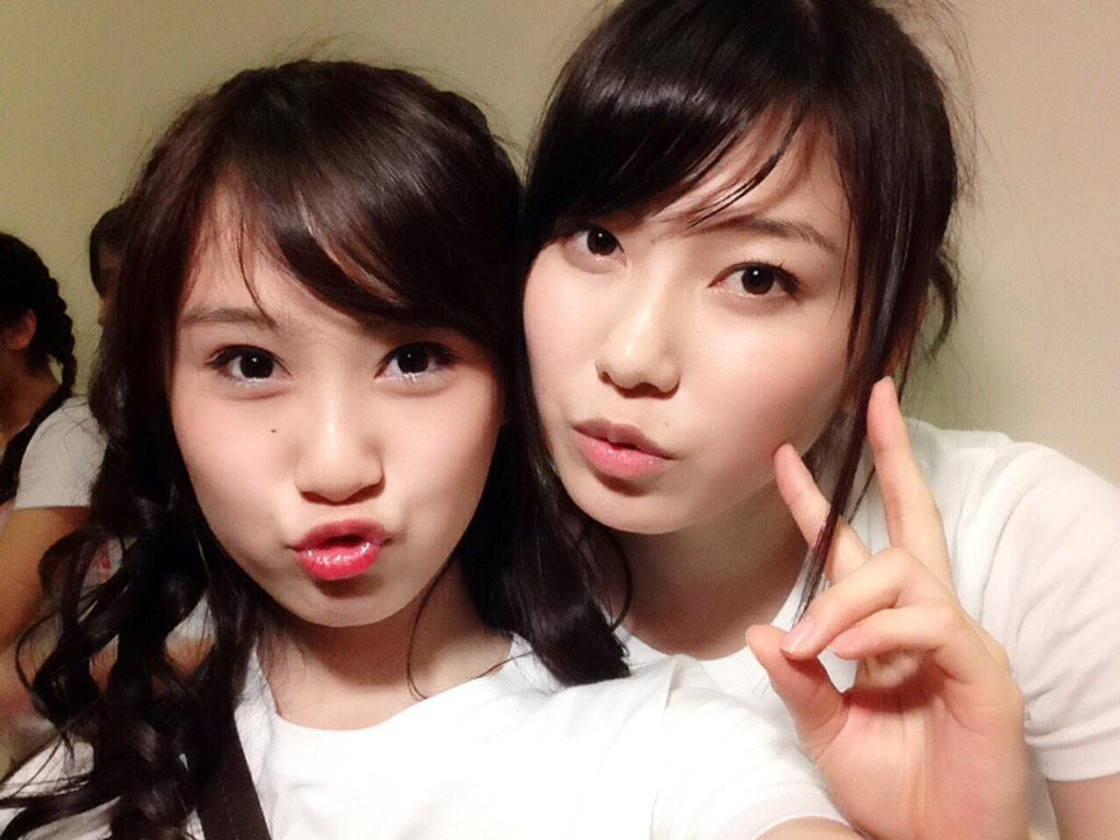 RT @C_MichelleJKT48: With @Yui_yoko1208 Senpai ! ゚リᄑ Yuihan Senpai  ̄チヒ ̄ツマ ̄チト ̄チト ̄テᄐ(¬フメ¬ヨᄑ¬フメ)  ̄チロ ̄ツモ ̄チᄆ ̄チト  ̄チᄄ  ̄チモ ̄チニ ̄チᆵ ̄チトᄐチᄐチᄐチ Happy ! http://t.co/meb8VtZZhd