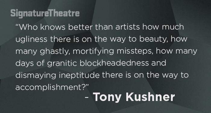 #TonyKushner #SigPlaywrights http://t.co/sVaKIoATyt