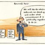 "Abbotts epic #LNPfail Yet again, the pen of @cathywilcox1 triumphs. #AUSpol ""@intouchfornow: Wilcox http://t.co/Fco6cXdwyv"""