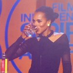 """@Sauza901: Cheers, @kerrywashington! We like the way you think! #SpiritAwards http://t.co/tRjTjYqsr8"""" Cheers!"