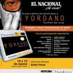 #ENSeVive te invita a disfrutar #NochesDeluna en trituto a @YordanoOficial el 14 y 15/03 @Venturaprodart http://t.co/ETaULoe8WZ