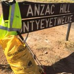 Early morning clean up AUSTRALIA day at Anzac Hill #AliceSprings. Doing our bit. #riseofindependentsNT http://t.co/JoDzmbpWWp
