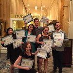 Wow. 19 total awards at #ccmaawards15 state journalism convention. #soproud of @CPMustangNews http://t.co/sP9TiOM2Bm