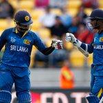 THERE IT IS! Sri Lanka cruises to a nine-wicket win in 47.2 overs. SCORES http://t.co/u5fFfYOuv1 #cwc15 #ENGvSL http://t.co/F4hrMeNdBB