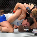 Ronda Rousey defends bantamweight title at UFC 184 with 14-second win over Cat Zingano http://t.co/9GTuWcjHyj http://t.co/6D4KpJ8Gjc