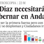 Elecciones 22-M: @Ciudadanoscs cuarta fuerza politica 11% voto (8-12 escaños) Sondeo de @metroscopia para @el_pais http://t.co/3vcbWTkcK7