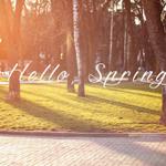 1 марта - Первый день весны!  Ретвитни, если веришь, что эта весна принесет что-нибудь хорошее http://t.co/mk2rCTiVAw