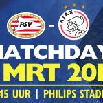 #MATCHDAY!! Kan #Ajax vanmiddag inlopen op koploper PSV en de tweede plaats op de ranglijst verstevigen? #PSVAJA http://t.co/lGsCmmhAkU