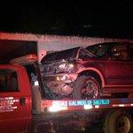 Accidente en San Lucas y San José col San José de los Damnificados #Saltillo un lesionado http://t.co/71C0QScBmP