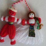 Bulgarias Baba Marta-Grandma March- celebrates the start of spring and bids winter farewell http://t.co/i2Vbxt9UUg http://t.co/neJE3Hx8DU
