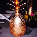 The Pineapple at jean georges' Matador Restaurant in the Edition Hotel in Miami http://t.co/C6VmYuo1BI