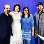 RT @anilsrinivasan: A tribute to the 80s on SUN TV at 6 PM today along with lots of other artiste @madhankarky @abhiramiact